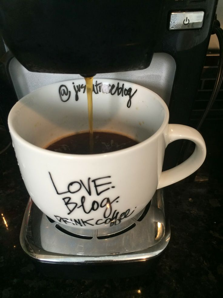 There's Nothing Better Than a Good Cup of Coffee