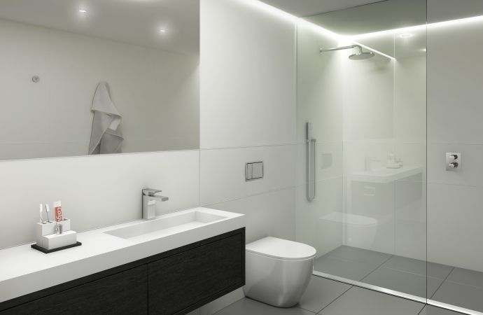 Bathroom featuring Seratone Life Nautilus