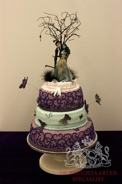 Stapel taarten
