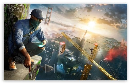 Watch Dogs High Resolution Games Hd Wallpaper For Mobile