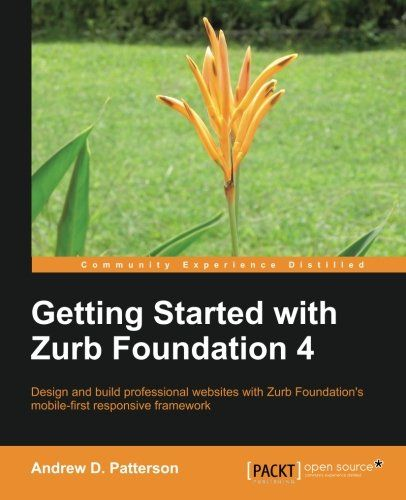 Getting Started with Zurb Foundation 4 Pdf Download