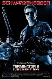 Terminator 2 - Strangely my fav movie as a kid
