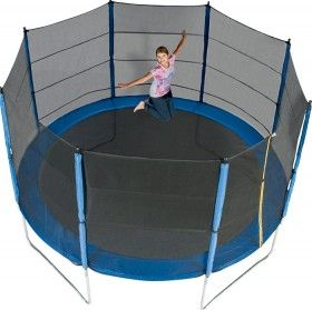13' Trampoline with Enclosure†
