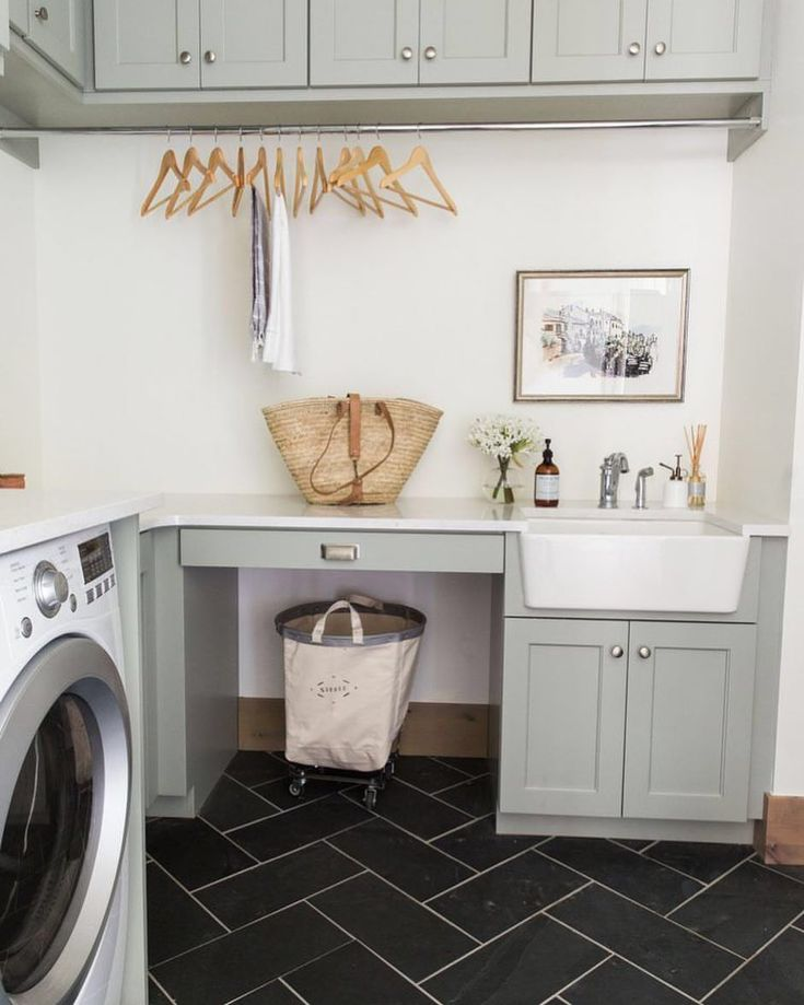 24 Small Laundry Room Ideas and How