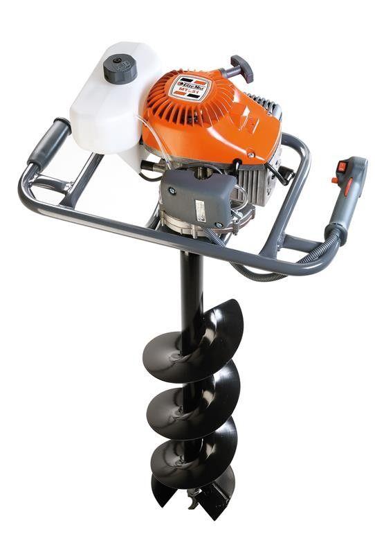 #mototrivella #OleoMac #MTL51 per perforazioni professionali in ogni settore Potenza 2,1 HP - 1,6 kW Cilindrata 50,2 cm3 Rapporto di riduzione 40 : 1 Peso senza punta 9,1 Kg