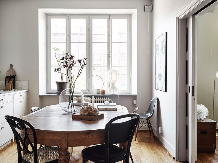 Style and Create — An apartment beyond beautiful - the home of a person whose style and taste I really admire! | Photo by Anders Bergstedt for Entrance