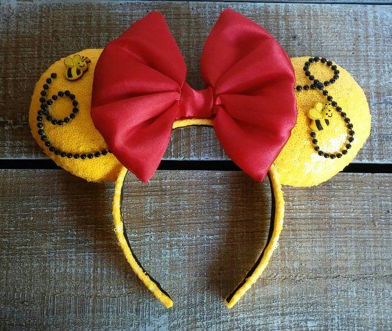 Winnie the Pooh Mickey Mouse Ears - Disney