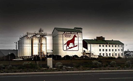 Dingo Flour Mill - Fremantle Western Australia
