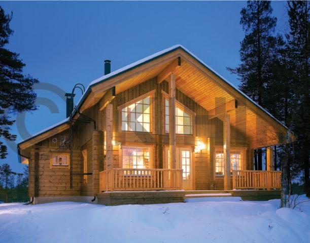 10 images about ikihirsi maisons en bois on pinterest for Maison en bois finlandaise