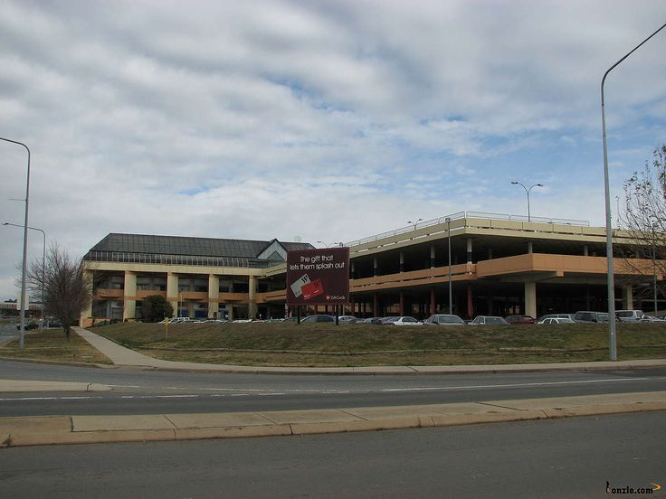 Picture of / about 'Belconnen' the Australian Capital Territory - Belconnen Mall