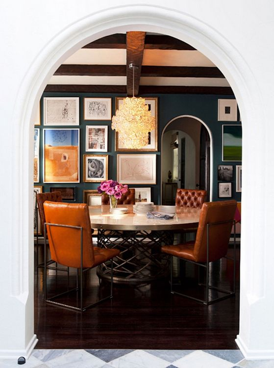 What makes an interior timeless? Peek inside a home that's styled in style for years.