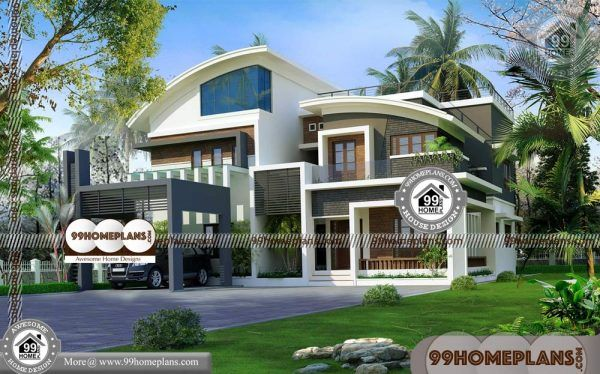Indian House Designs And Floor Plans 90 Corner Lot Floor Plans Online Indian Home Design Indian Homes House Design