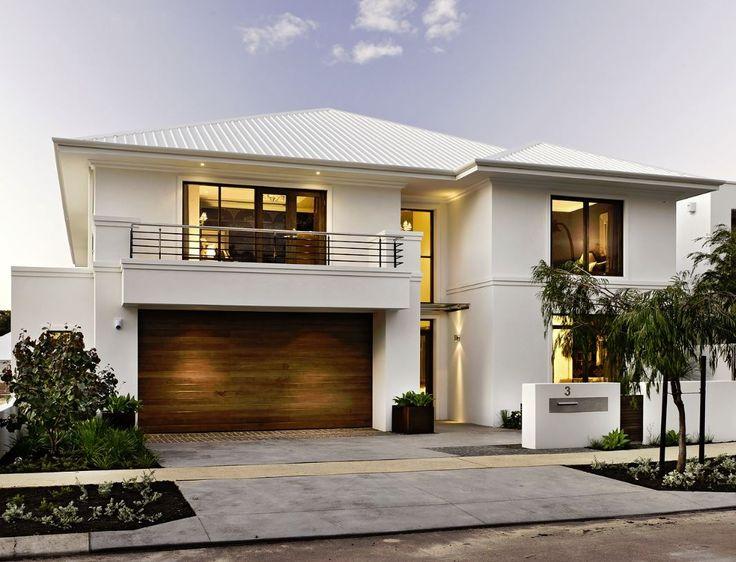 61 besten h user bilder auf pinterest fassaden walmdach for Stadtvilla modern einrichten