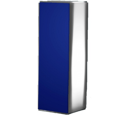 TOWER LAMP - BLUE ACRYLIC    http://www.koloo.it/ProdottiLampadaDaTavoloTowerITA.html#!/~/product/category=1959960=14113460