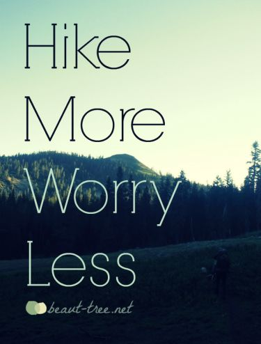 Motto: Hike more, Worry Less www.treat-of-freedom.de