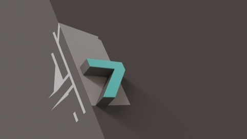4seven identity, by Magpie Studio, Man vs Machine and 4Creative: Graphic Design, Env Graphics, Finding Signage, Graphics Stuff, Corner Wrap, Design Branding Editorial, Signage Design