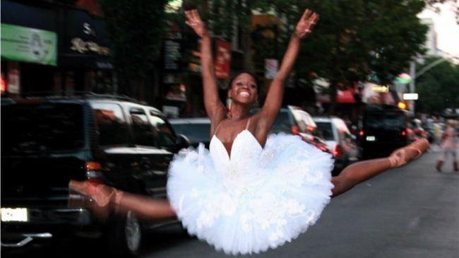 17-year-old black ballerina Michaela DePrince defies racial stereotypes