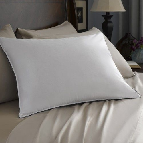 Beautiful Double Downaround Firm Pillow