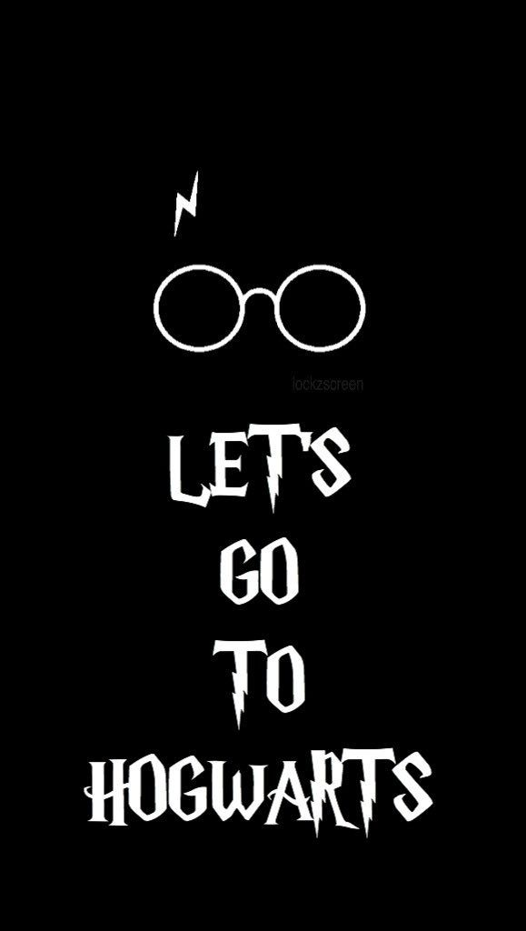 ❌ Wallpaper Lockscreen Harry Potter