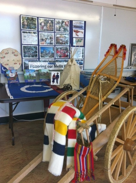 Display for Metis Presentation
