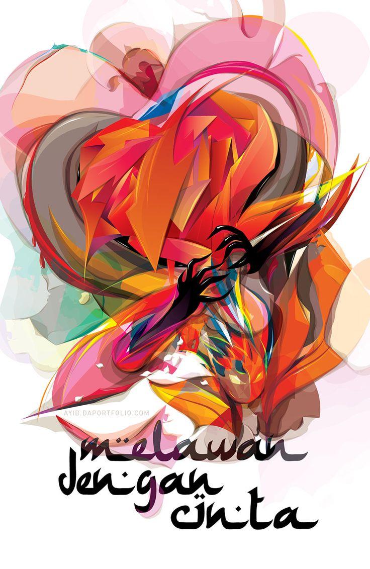 'Love or Confusion' 2009. http://ayib.daportfolio.com/