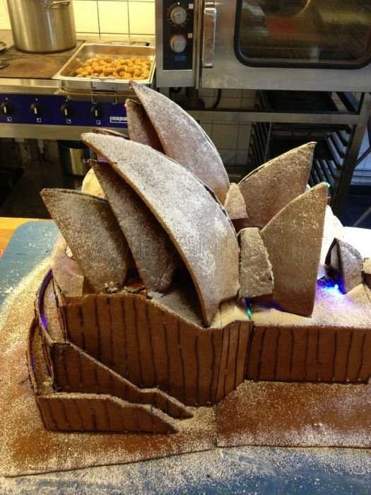 Architizer Blog » Friday Five: Gingerbread Architecture