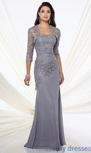 Dresses, Formal, Prom Dresses, Evening Wear: TB-MO-116944