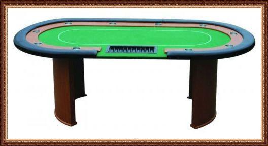 Покерный стол торт