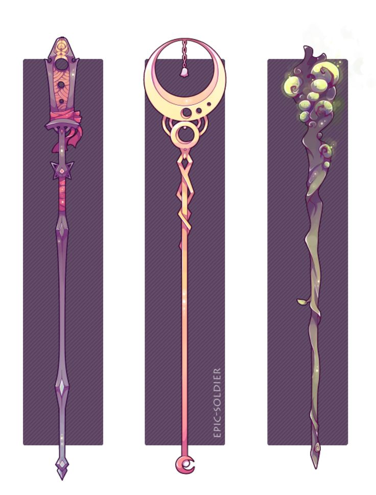 Weapon commission 16 by Epic-Soldier on @DeviantArt