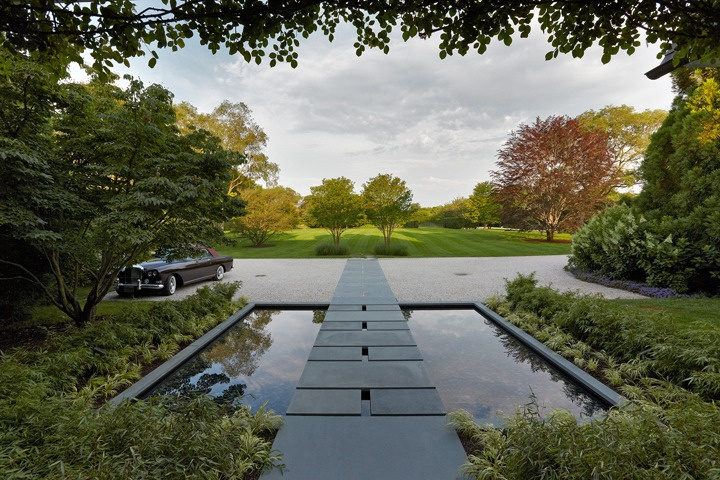 Edmund Hollander Landscape Architect Design