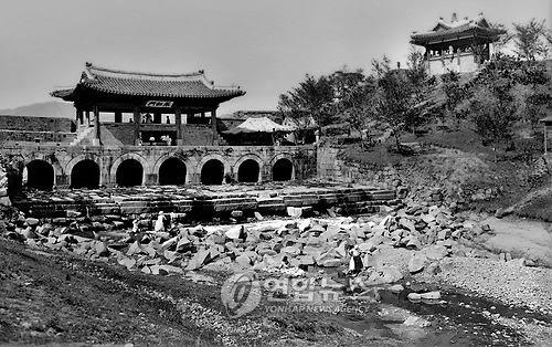 1910-20년대 수원화성 화홍문