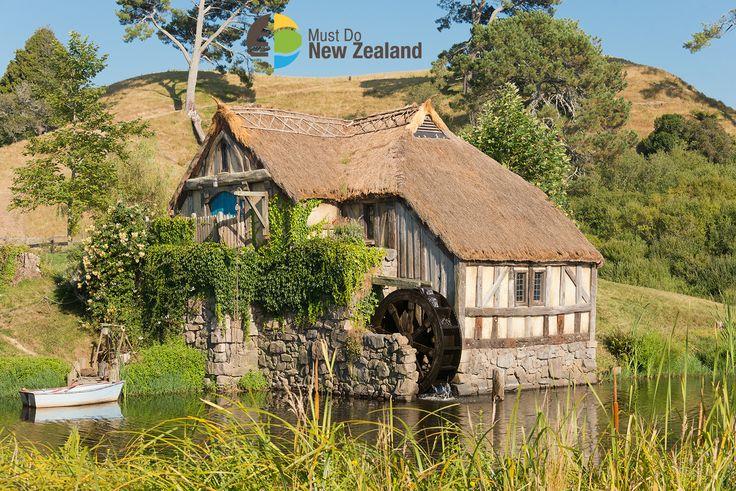 Hobbiton Movie Set, Matamata ©Ruth Lawton Photography 2015
