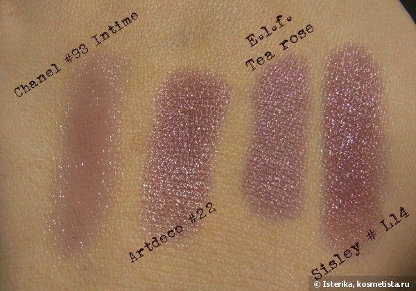 Матовые губы с E.l.f. Matte Lip Color «Tea rose» отзывы — Отзывы о косметике — Косметиста