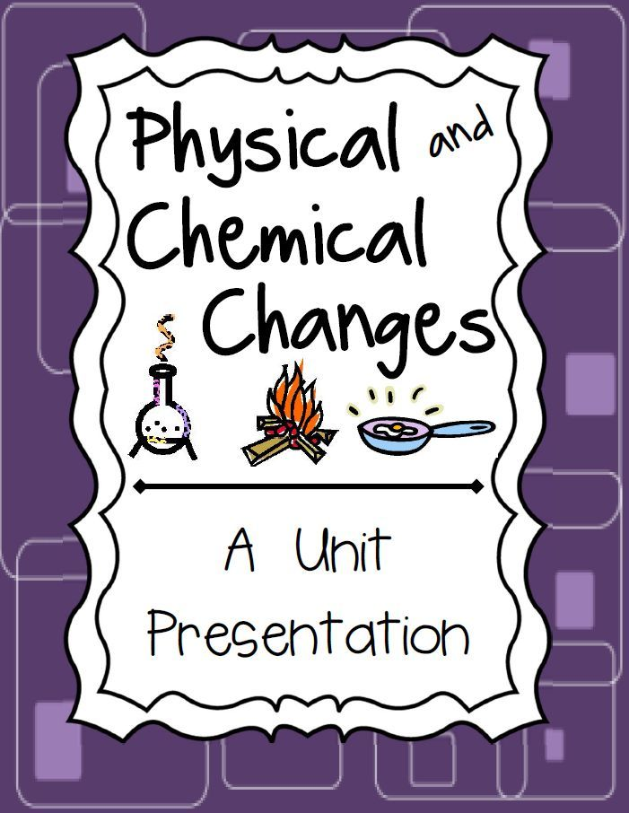 physical and chemical changes essay Physical change: only changes the appearance but not the chemical component dissolving, breaking and melting is included, but this change is easily reversible this can affect the shape, color, and size.
