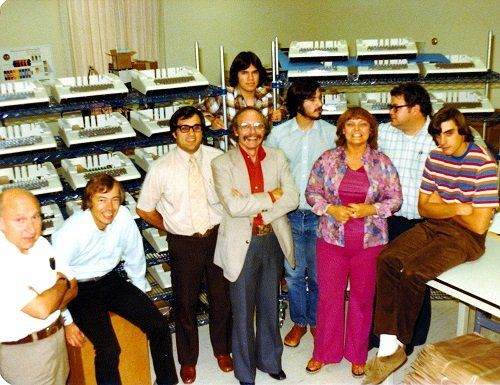These Pictures Of Apple's First Employees Are Absolutely Wonderfu l#Apple