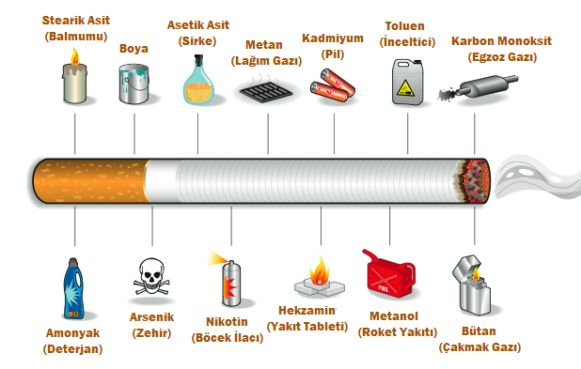 Sigara öldürür !