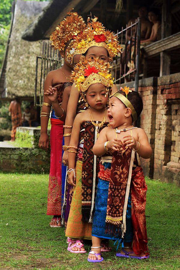 Bali Children , from Iryna