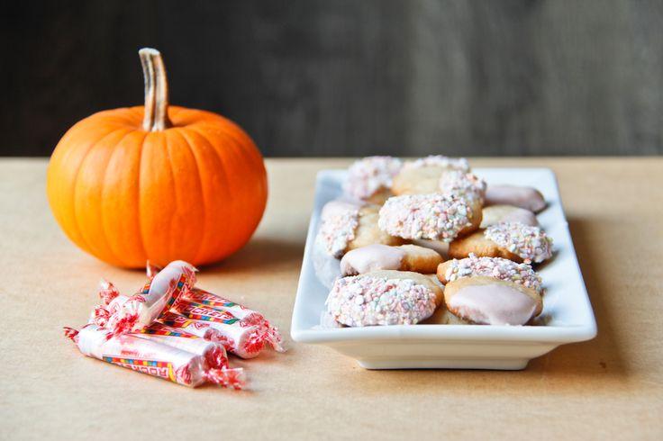 Biscuits aux bonbons Rockets