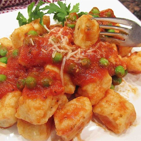 "Ricotta Gnocchi I ""REAL authentic Italian taste. I found the mozzarella made it perfect. It is also sooo simple to make."""