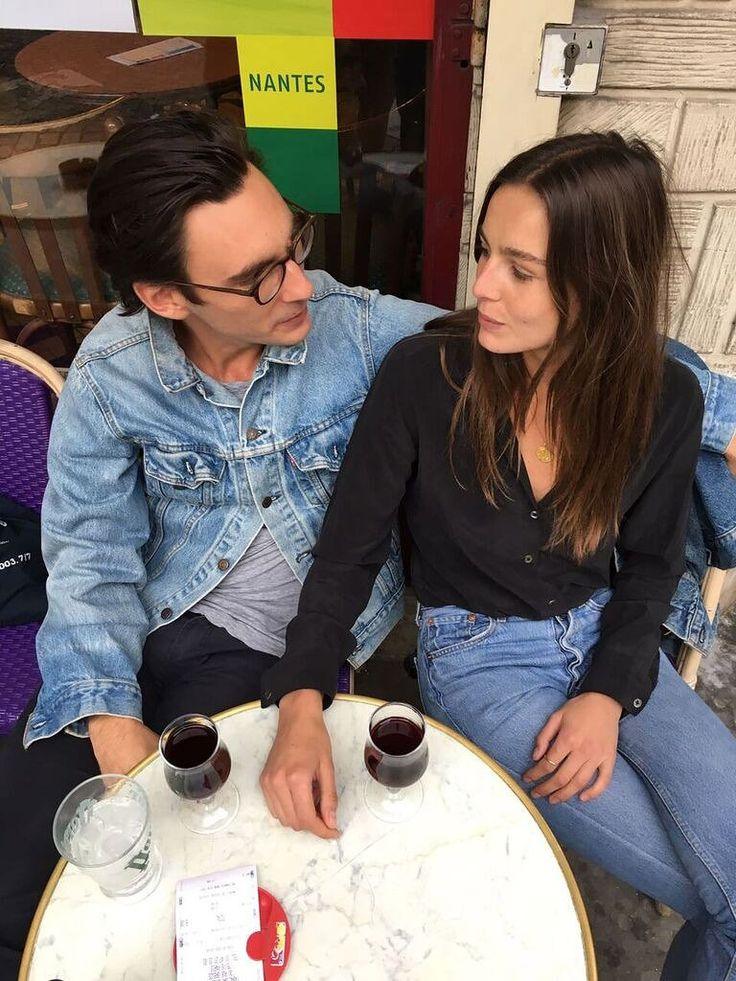 Couples Dressing the French Way! Hint: It's Easier Than You Think