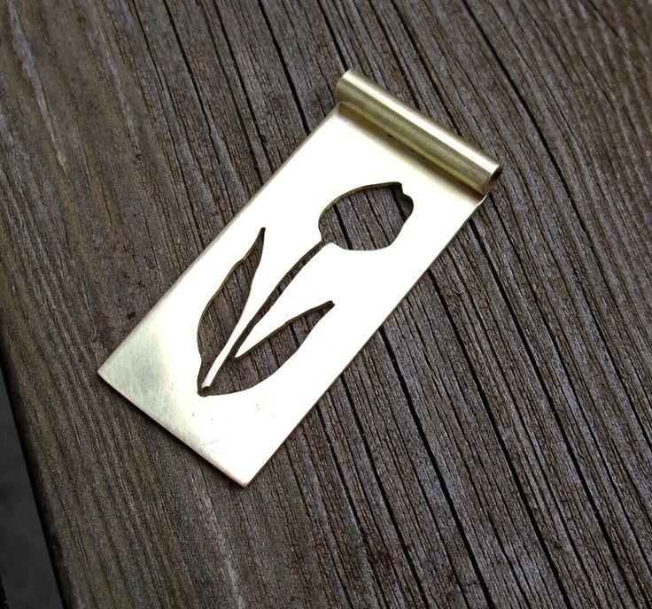 Tulip pedant necklace