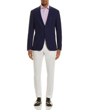 1,495.00$  Watch here - http://viemh.justgood.pw/vig/item.php?t=adm8jeq25338 - Travel Sport Coat and Travel Dress Shirt - 100% Bloomingdale's Exclusive and Stretch Pants 1,495.00$