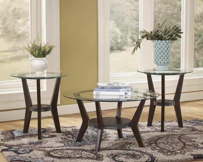 Piece Coffee Table Set, Ashley Furniture Glass Coffee Table