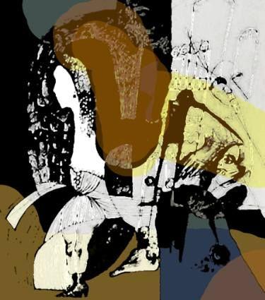 "Saatchi Art Artist Ioana Serban; New Media, ""The Hungarian Chamber 2"" #art"
