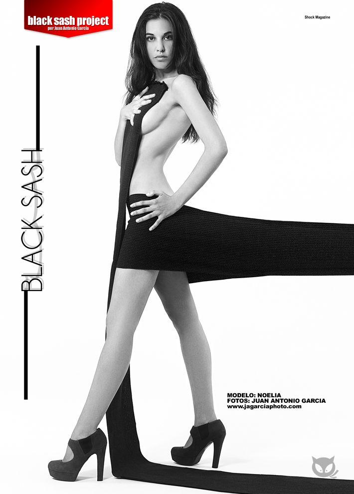 Black Sash Project presenta a Noelia en Shock Magazine®