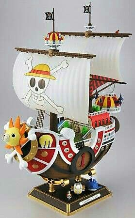 Thousand Sunny, One Piece, statue, figure, figurine; Anime Stuff I Want