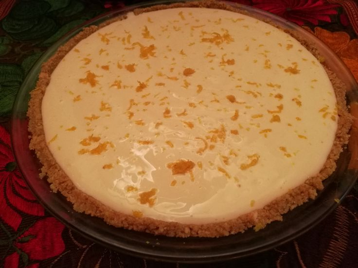 Pie de Limon Facil