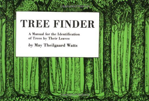 Tree Finder: A Manual for Identification of Trees by their Leaves (Eastern US) (Nature Study Guides) by May Theilgaard Watts,http://www.amazon.com/dp/0912550015/ref=cm_sw_r_pi_dp_jRoXsb0ME0KT93J4