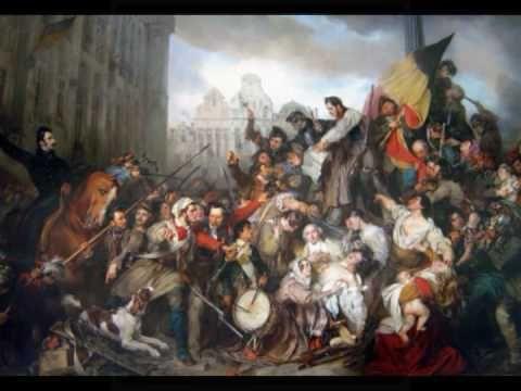 La Brabançonne (Belgian National Anthem / Hymne national de la Belgique)