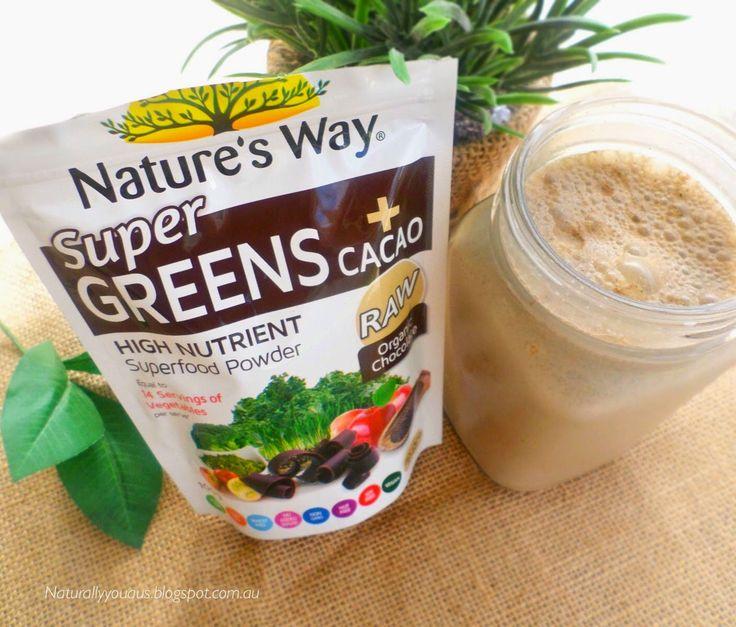 Review: Super Greens + Cacao